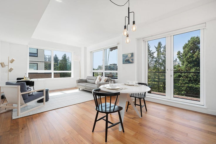 601 4408 CAMBIE STREET - Cambie Apartment/Condo for sale, 2 Bedrooms (R2621151)