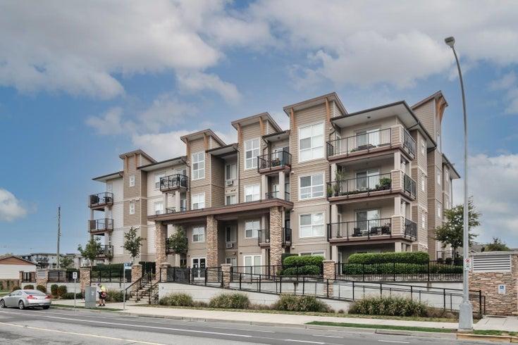 413 20175 53 AVENUE - Langley City Apartment/Condo for sale, 1 Bedroom (R2621155)