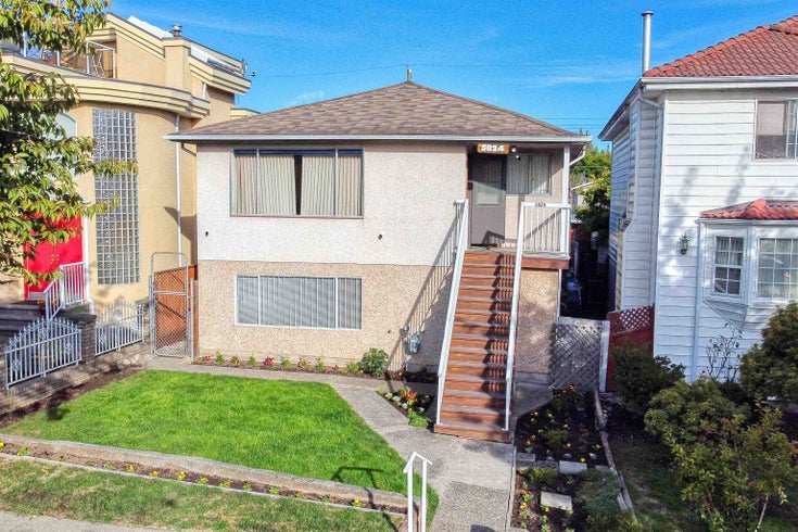 5824 INVERNESS STREET - Knight House/Single Family for sale, 5 Bedrooms (R2621157)