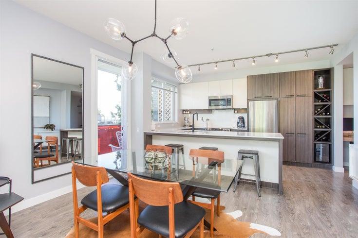 505 9250 UNIVERSITY HIGH STREET - Simon Fraser Univer. Apartment/Condo for sale, 2 Bedrooms (R2621174)
