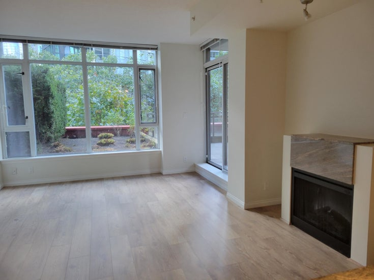407 1211 MELVILLE STREET - Coal Harbour Apartment/Condo for sale, 1 Bedroom (R2621177)