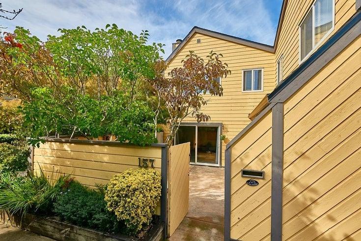 157 5421 10 AVENUE - Tsawwassen Central Townhouse for sale, 2 Bedrooms (R2621182)