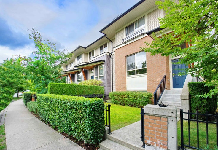91 100 KLAHANIE DRIVE - Port Moody Centre Townhouse for sale, 3 Bedrooms (R2621199)