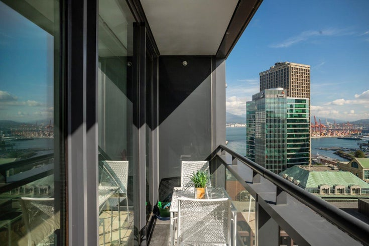 1804 838 W HASTINGS STREET - Downtown VW Apartment/Condo for sale, 1 Bedroom (R2621211)