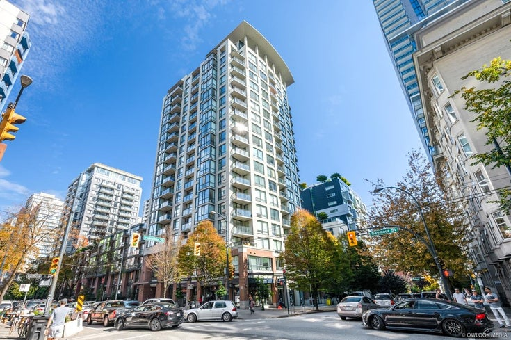 1209 1082 SEYMOUR STREET - Downtown VW Apartment/Condo for sale, 2 Bedrooms (R2621247)