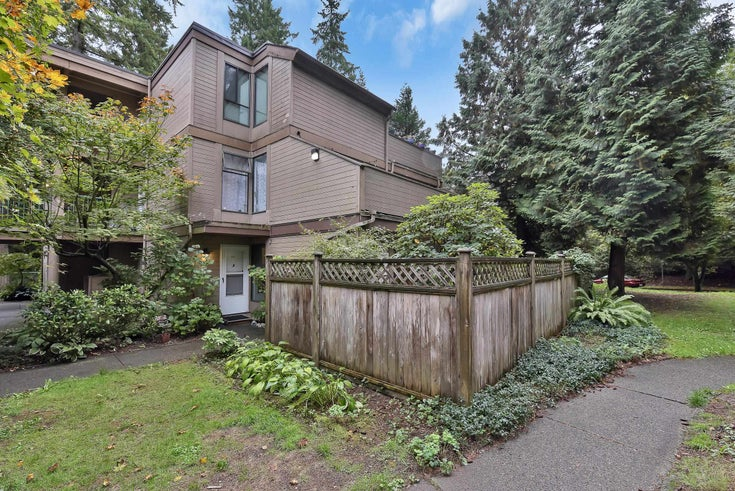 102 8686 CENTAURUS CIRCLE - Simon Fraser Hills Townhouse for sale, 4 Bedrooms (R2621264)