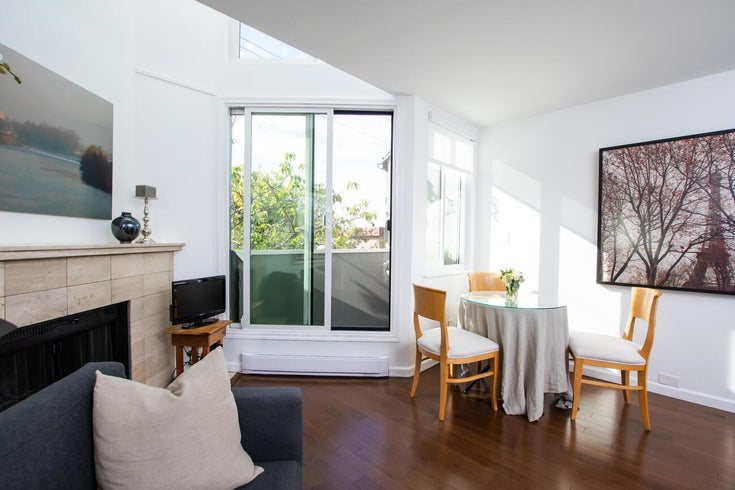 18 1870 YEW STREET - Kitsilano Apartment/Condo for sale, 1 Bedroom (R2621266)