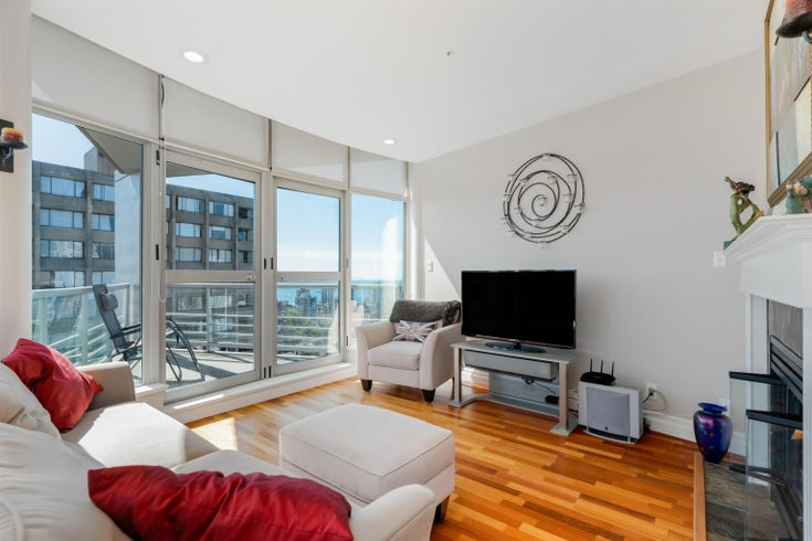 1903 1277 NELSON STREET - West End VW Apartment/Condo for sale, 2 Bedrooms (R2621273)