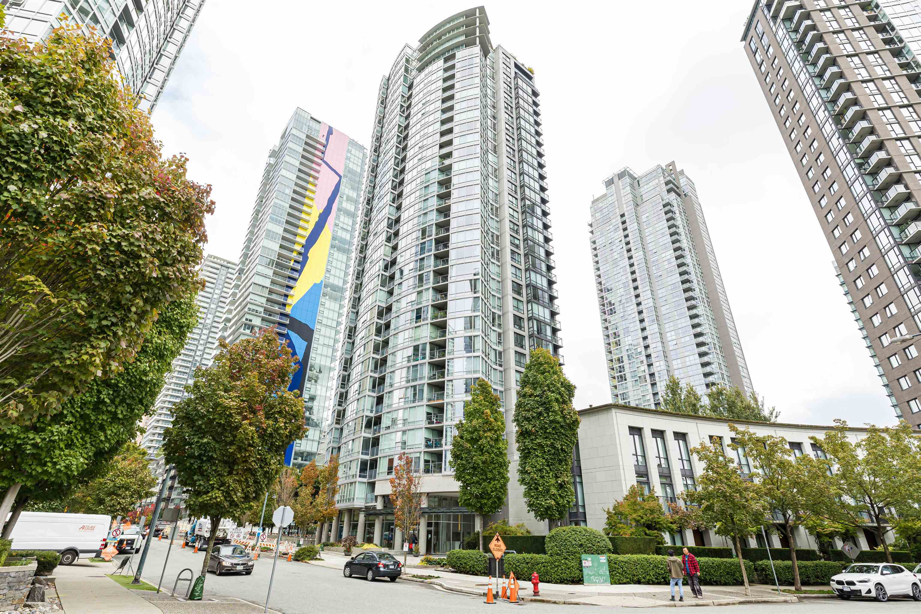 2701 1438 RICHARDS STREET - Yaletown Apartment/Condo for sale, 1 Bedroom (R2621311) - #1
