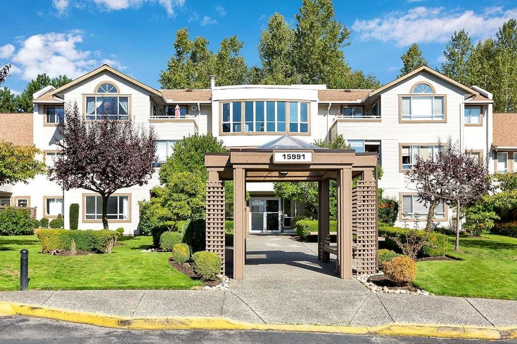 402 15991 THRIFT AVENUE - White Rock Apartment/Condo for sale, 2 Bedrooms (R2621325)
