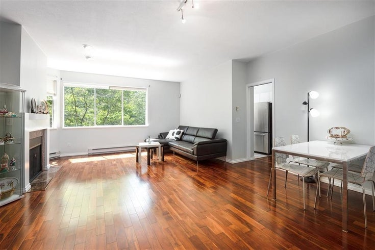202 4951 SANDERS STREET - Forest Glen BS Apartment/Condo for sale, 2 Bedrooms (R2621341)