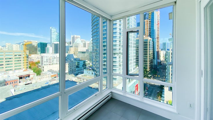 1704 565 SMITHE STREET - Downtown VW Apartment/Condo for sale, 1 Bedroom (R2621354)