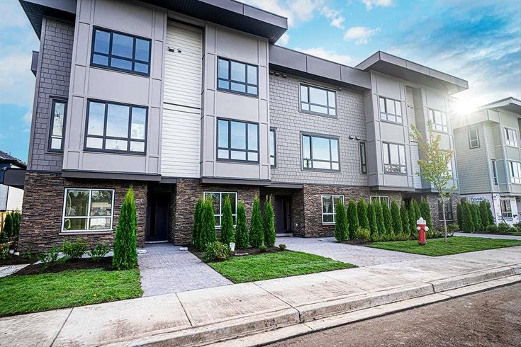 8 19670 S 55A AVENUE - Langley City Townhouse for sale, 2 Bedrooms (R2621372)