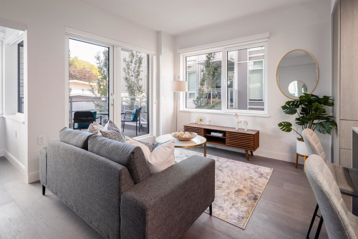 204 4932 CAMBIE STREET - Fairview VW Apartment/Condo for sale, 2 Bedrooms (R2621383)
