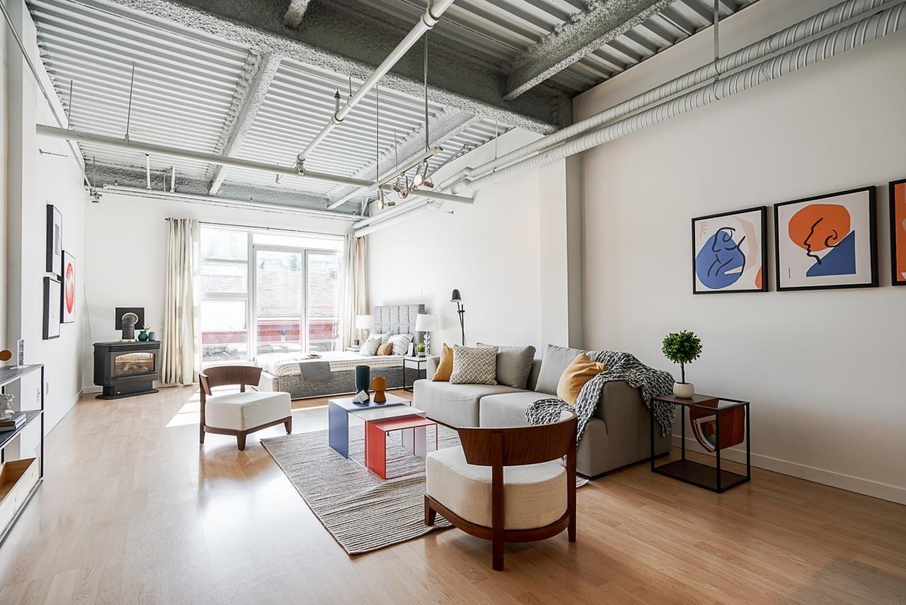 310 272 E 4TH AVENUE - Mount Pleasant VE Apartment/Condo for sale(R2621395)