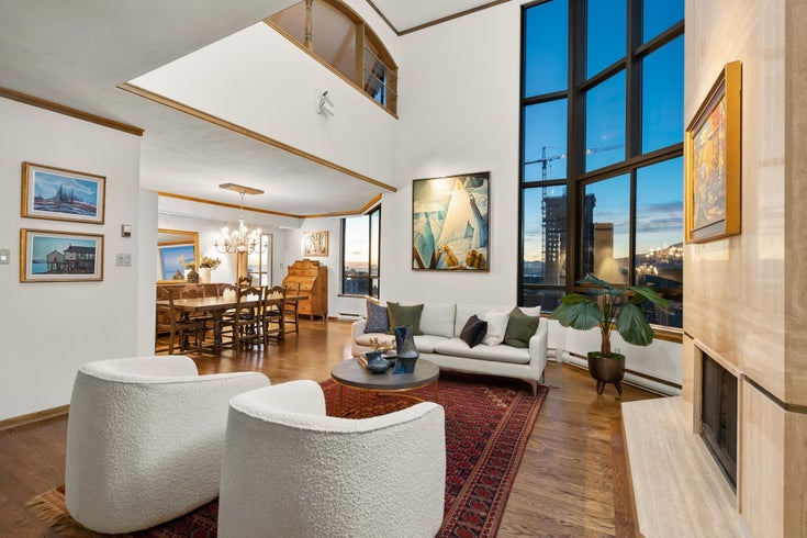 2301 738 BROUGHTON STREET - West End VW Apartment/Condo for sale, 2 Bedrooms (R2621421)