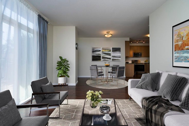 101 2008 E 54TH AVENUE - Fraserview VE Apartment/Condo for sale, 2 Bedrooms (R2621479)