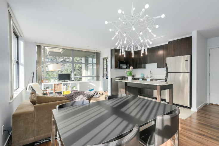 307 989 BEATTY STREET - Yaletown Apartment/Condo for sale, 2 Bedrooms (R2621485)