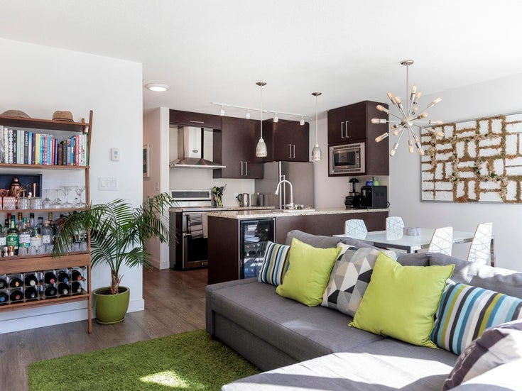 708 188 KEEFER PLACE - Downtown VW Apartment/Condo for sale, 1 Bedroom (R2621489)