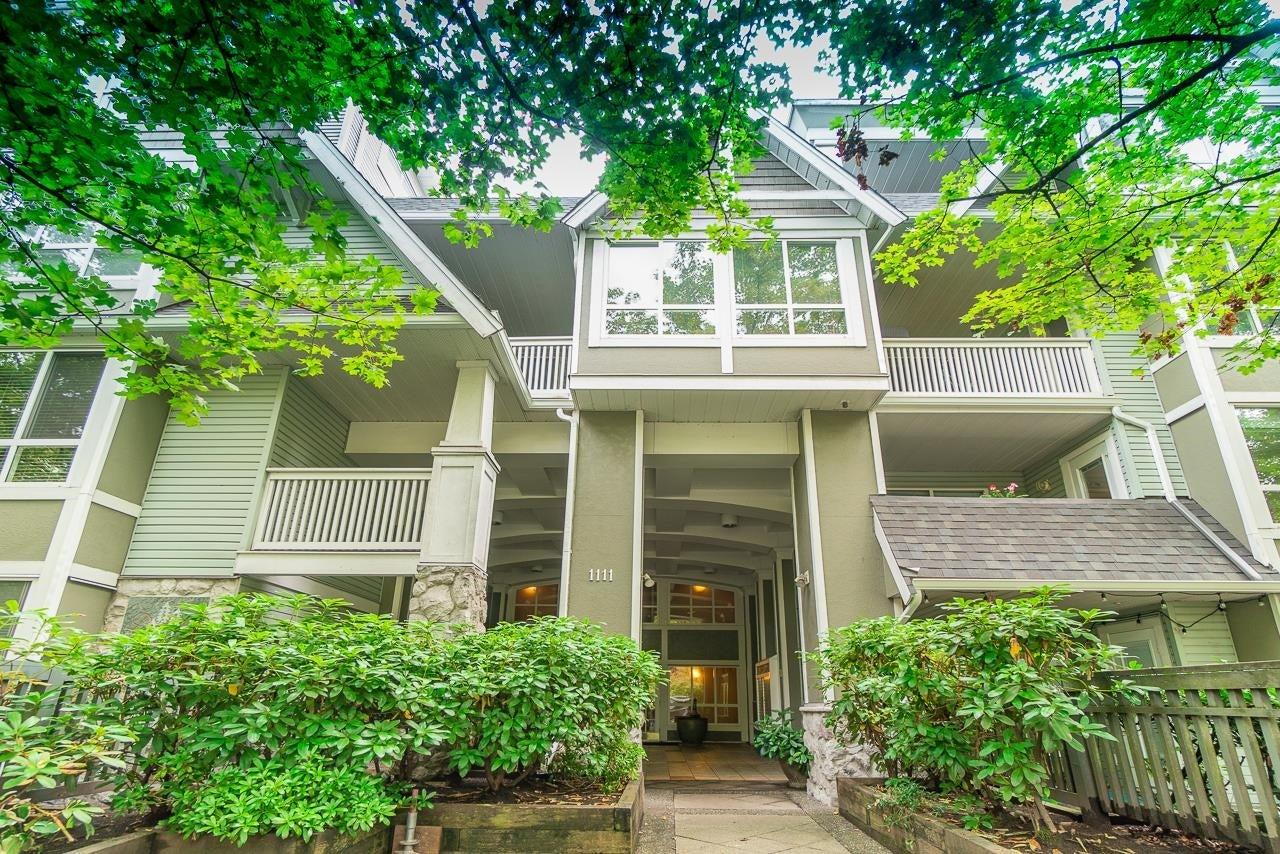 202 1111 LYNN VALLEY ROAD - Lynn Valley Apartment/Condo for sale, 2 Bedrooms (R2621497) - #1