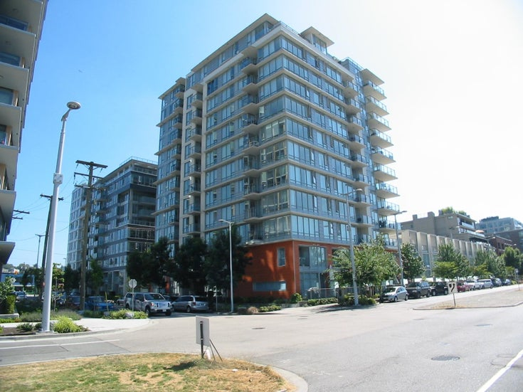607 1833 CROWE STREET - False Creek Apartment/Condo for sale, 2 Bedrooms (R2621498)