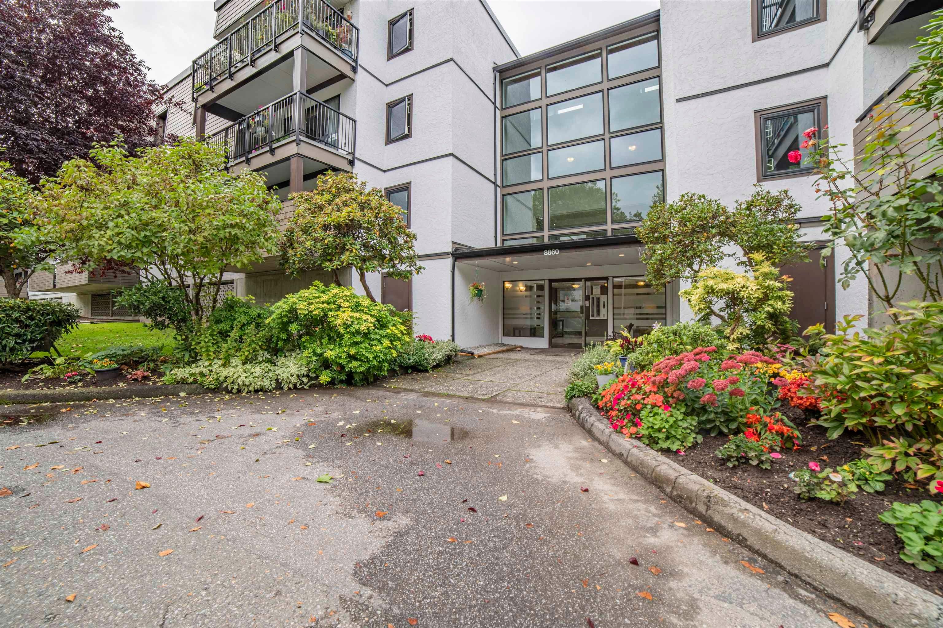 324 8860 NO. 1 ROAD - Boyd Park Apartment/Condo for sale, 2 Bedrooms (R2621510)