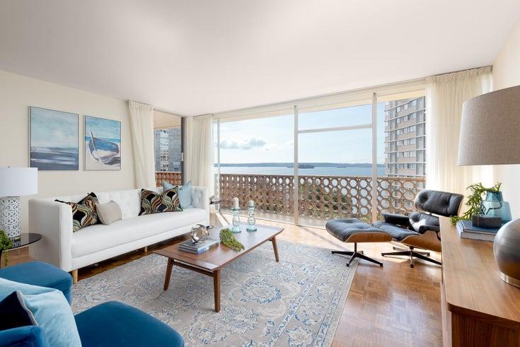 405 2135 ARGYLE AVENUE - Dundarave Apartment/Condo for sale, 2 Bedrooms (R2621521)
