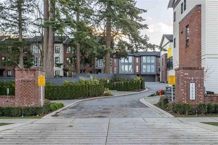 42 15898 27 AVENUE - Grandview Surrey Townhouse for sale, 2 Bedrooms (R2621524)