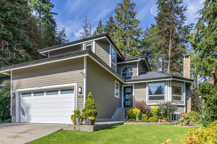 4848 UNDERWOOD AVENUE - Lynn Valley House/Single Family for sale, 4 Bedrooms (R2621530)