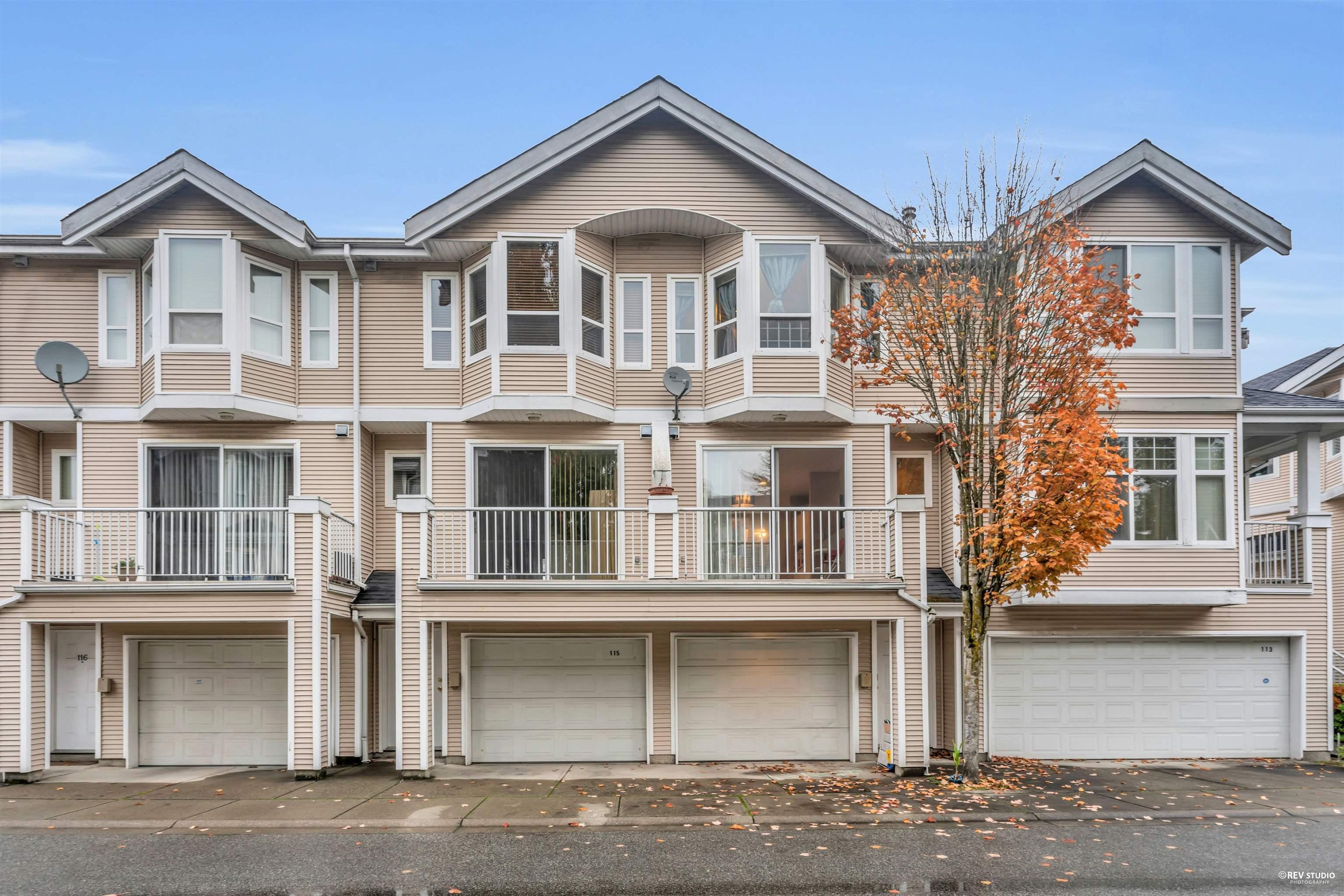 114 22888 WINDSOR COURT - Hamilton RI Townhouse for sale, 3 Bedrooms (R2621536)