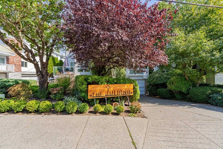 3 1508 BLACKWOOD STREET - White Rock Townhouse for sale, 2 Bedrooms (R2621542)
