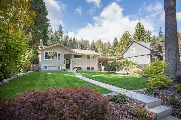 4661 UNDERWOOD AVENUE - Lynn Valley House/Single Family for sale, 5 Bedrooms (R2621544)