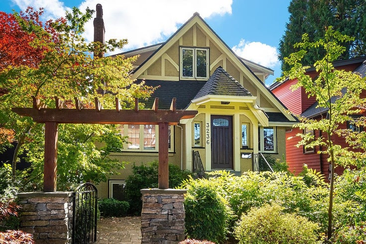 3236 W 13TH AVENUE - Kitsilano House/Single Family for sale, 5 Bedrooms (R2621585)