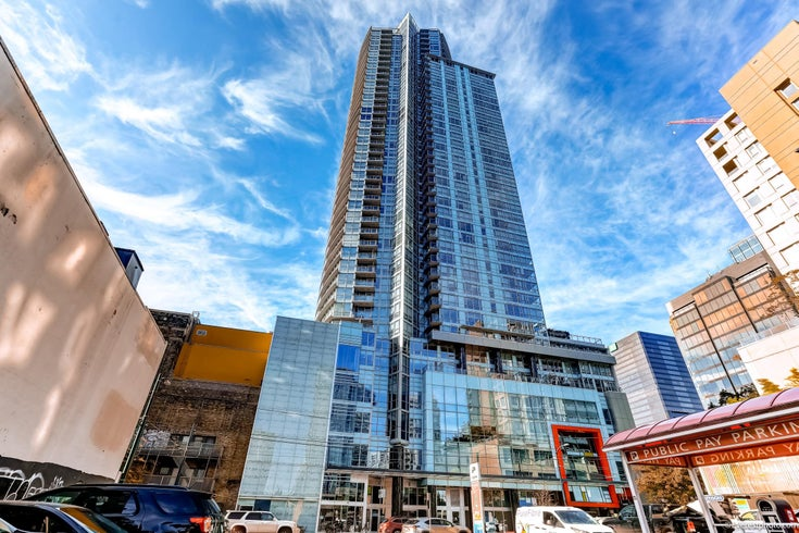 3401 833 SEYMOUR STREET - Downtown VW Apartment/Condo for sale, 2 Bedrooms (R2621587)