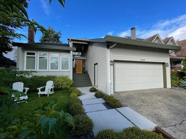6493 SALISH DRIVE - University VW House/Single Family for sale, 4 Bedrooms (R2621604)