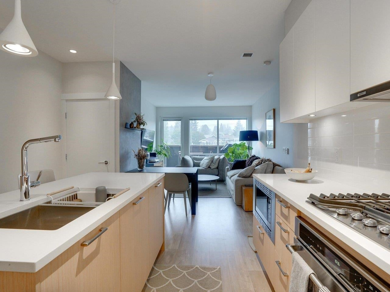 409 615 E 3RD STREET - Lower Lonsdale Apartment/Condo for sale, 2 Bedrooms (R2621616) - #3