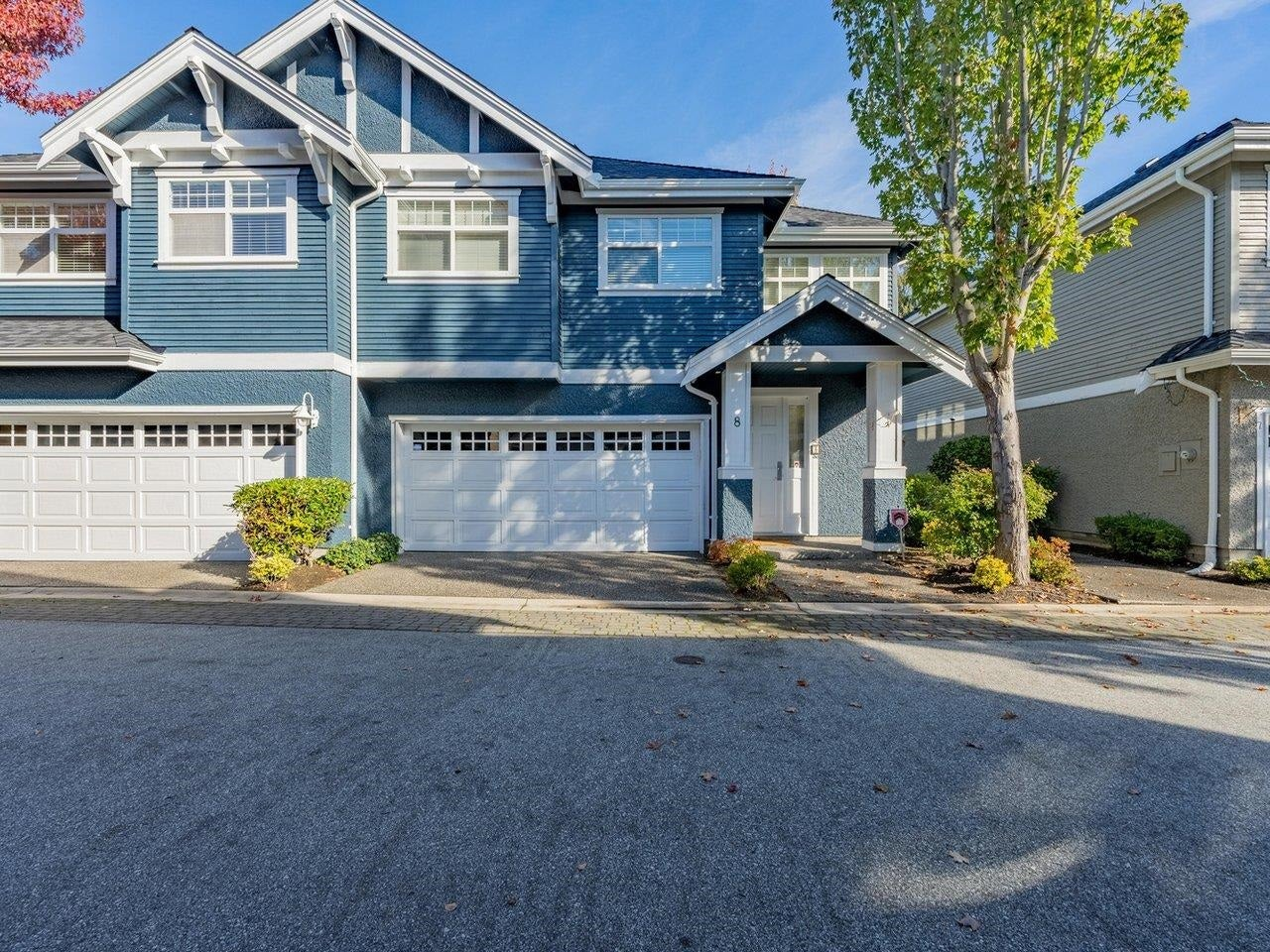 8 3591 GRANVILLE AVENUE - Terra Nova Townhouse for sale, 3 Bedrooms (R2621653)