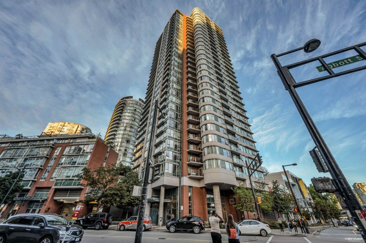 1102 688 ABBOTT STREET - Downtown VW Apartment/Condo for sale, 2 Bedrooms (R2621669)