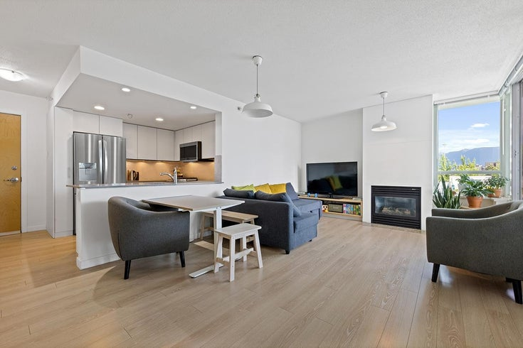 502 120 MILROSS AVENUE - Downtown VE Apartment/Condo for sale, 1 Bedroom (R2621739)
