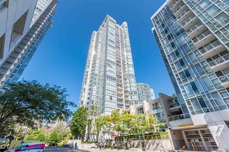 907 193 AQUARIUS MEWS - Yaletown Apartment/Condo for sale, 2 Bedrooms (R2621750)