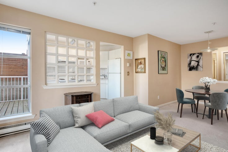 206 1333 W 7TH AVENUE - Fairview VW Apartment/Condo for sale, 2 Bedrooms (R2621797)