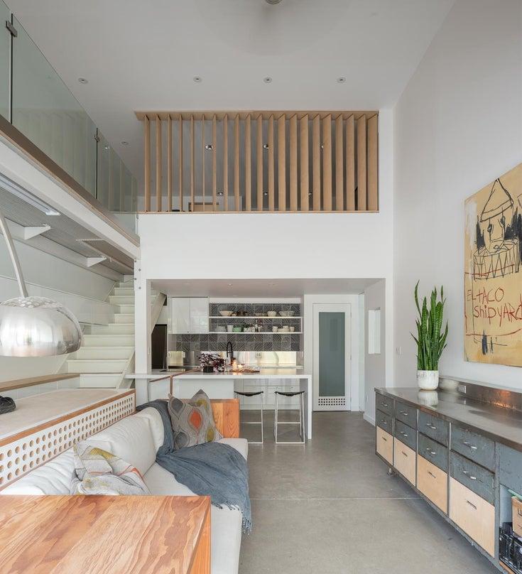 108 350 E 2ND AVENUE - Mount Pleasant VE Townhouse for sale, 2 Bedrooms (R2621834)