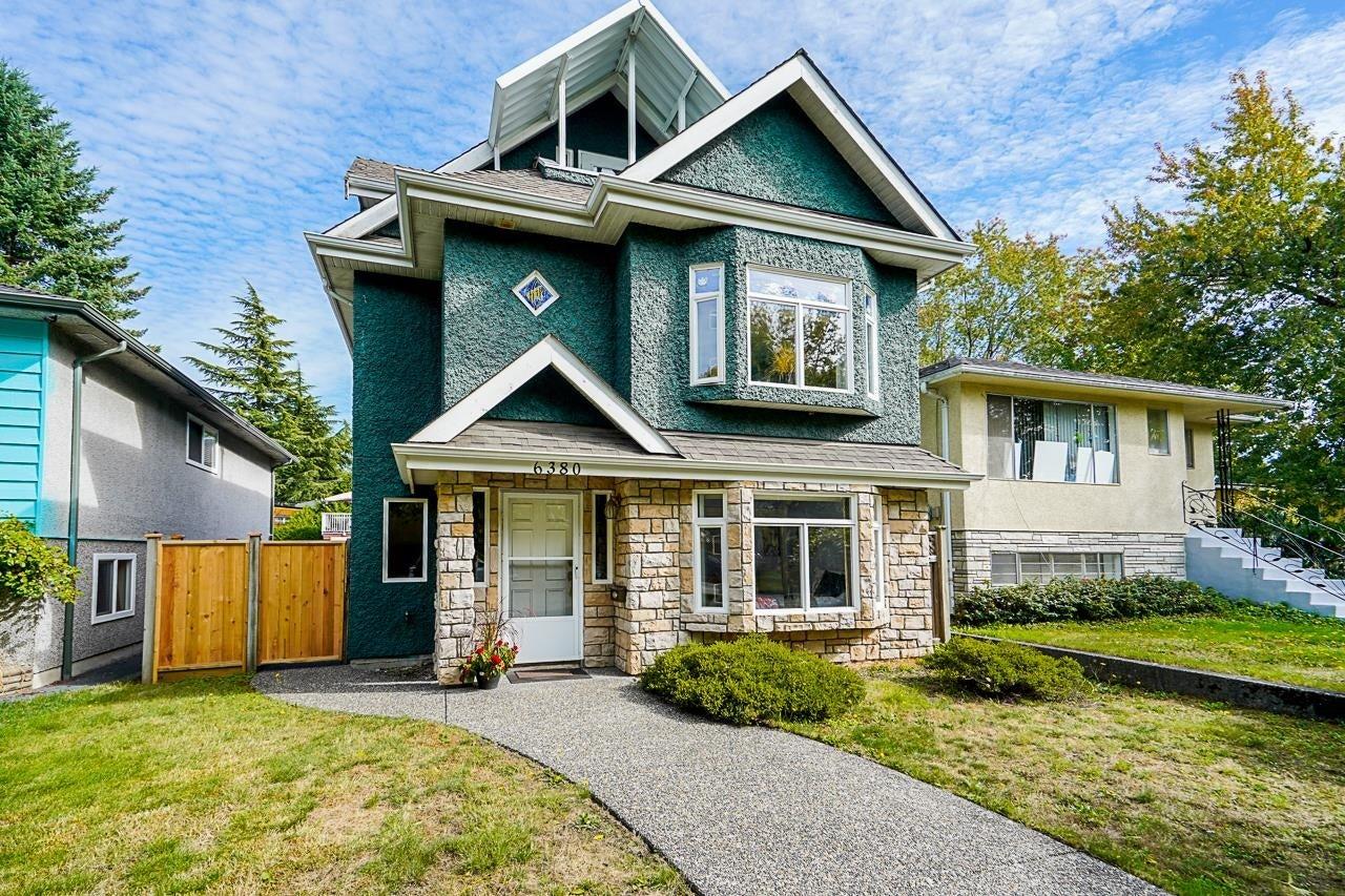 6380 ARLINGTON STREET - Killarney VE House/Single Family for sale, 6 Bedrooms (R2621836) - #1