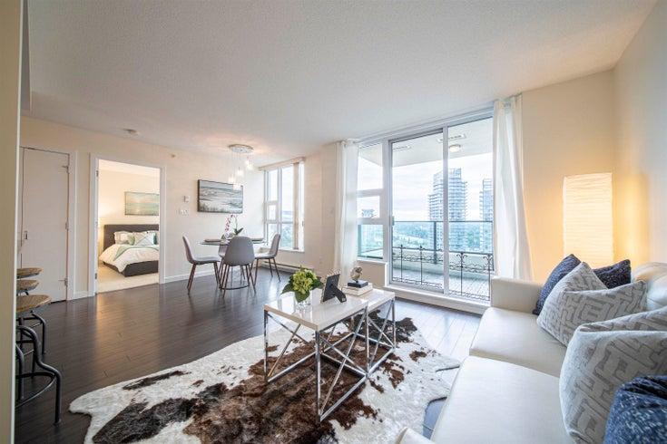 1902 2200 DOUGLAS ROAD - Brentwood Park Apartment/Condo for sale, 1 Bedroom (R2621885)