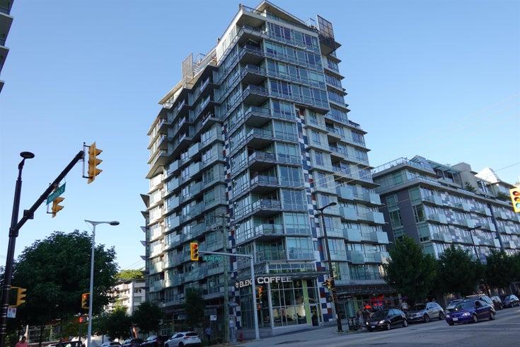 603 89 W 2ND AVENUE - False Creek Apartment/Condo for sale, 2 Bedrooms (R2621894)