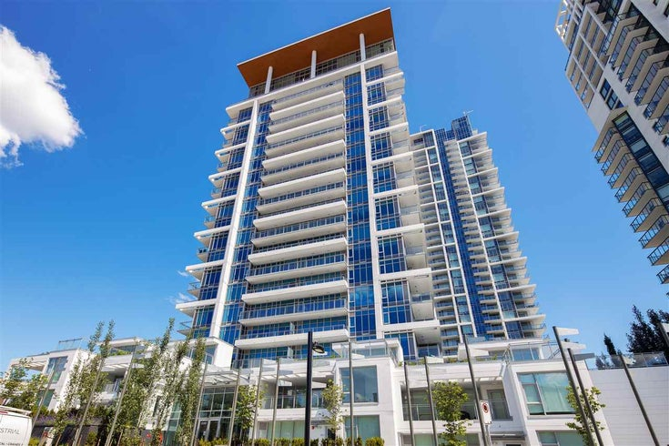504 2288 ALPHA AVENUE - Brentwood Park Apartment/Condo for sale, 3 Bedrooms (R2621998)