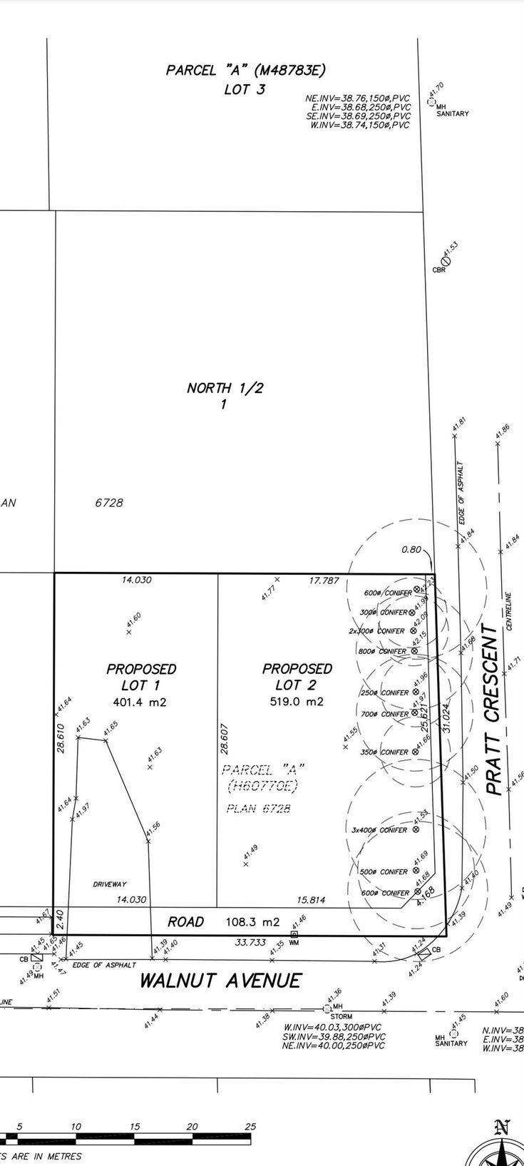 LT.2 33993 WALNUT AVENUE - Abbotsford East for sale(R2622016)