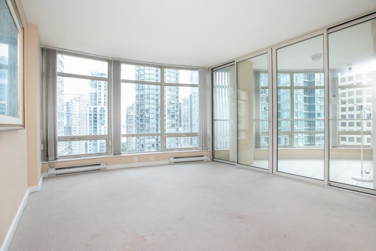 1206 1288 ALBERNI STREET - West End VW Apartment/Condo for sale, 2 Bedrooms (R2622020)