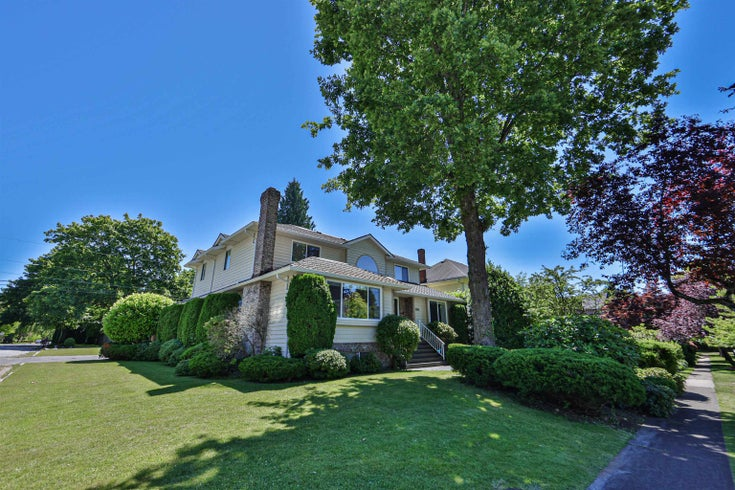 6608 MAPLE STREET - Kerrisdale House with Acreage for sale, 7 Bedrooms (R2622065)