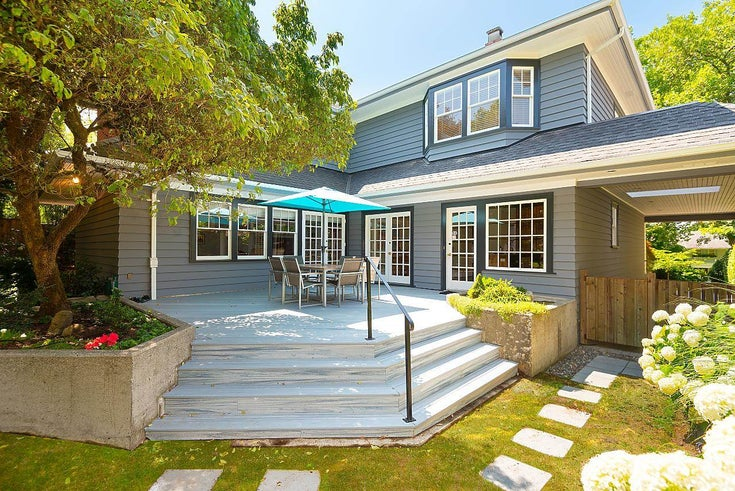 4812 MARGUERITE STREET - Shaughnessy House/Single Family for sale, 5 Bedrooms (R2622085)